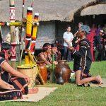 Tây Nguyên - lễ hội đặc sắc của đồng bào các dân tộc